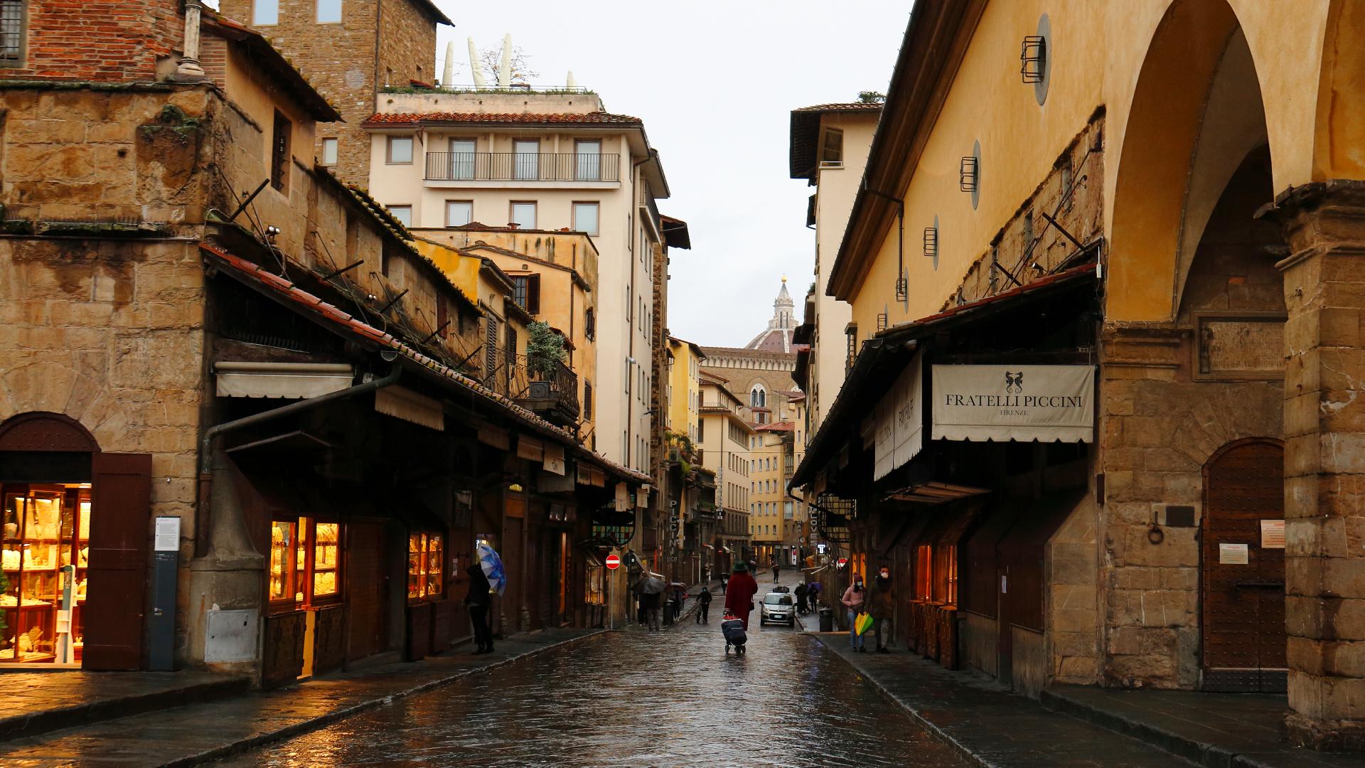 Viaggio a Firenze: una giornata tra monumenti, tea houses e caffetterie.